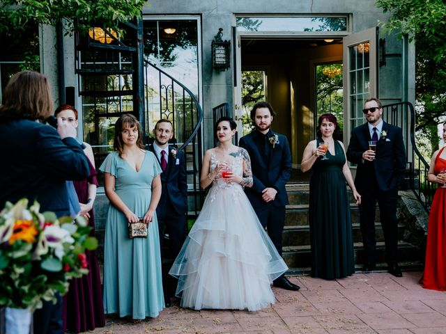 Joe and Tryst's Wedding in Clarkston, Michigan 18