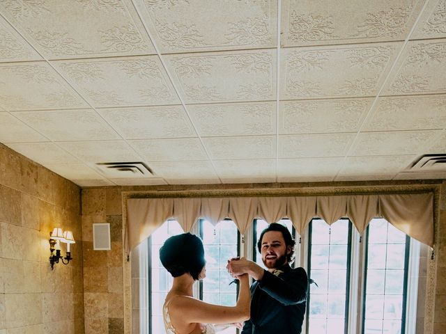 Joe and Tryst's Wedding in Clarkston, Michigan 19