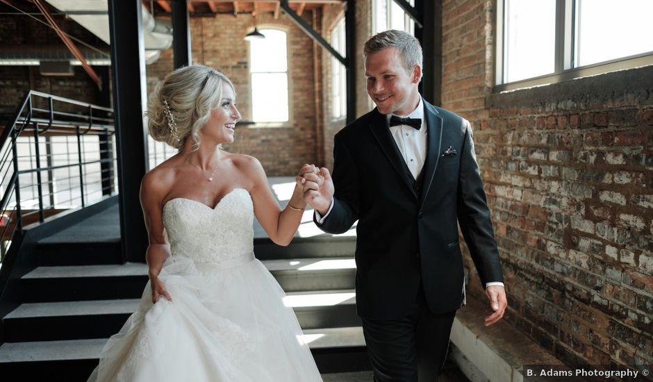 Grant and Katie's Wedding in Rockford, Illinois