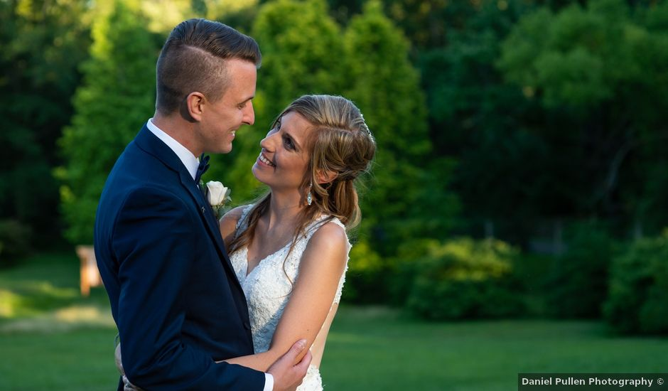 Heather and Christian's Wedding in Media, Pennsylvania