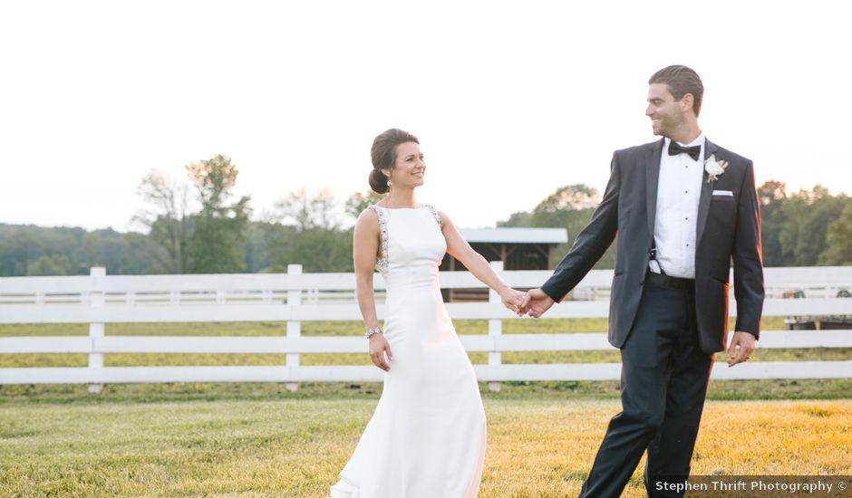 Matt and Tiffany's Wedding in Trinity, North Carolina