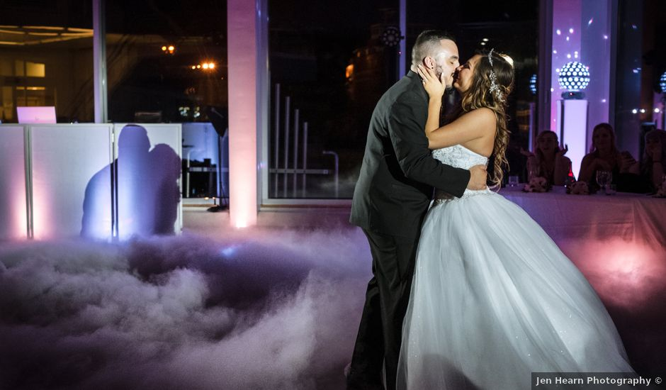 Vince and Alexis's Wedding in Cleveland, Ohio