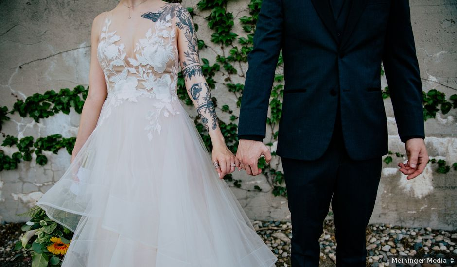 Joe and Tryst's Wedding in Clarkston, Michigan