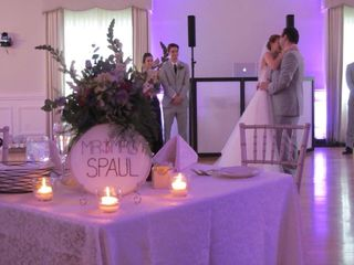 The wedding of Ashten Spaul and Alexander Spaul 2