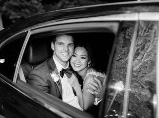 The wedding of Huyen and Kasin 1