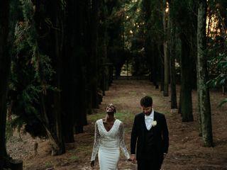 The wedding of Irene and Lee