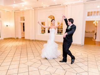 The wedding of Kat and Doug