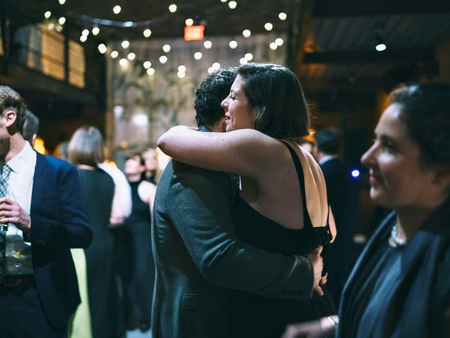 Jen and Chr's Wedding in New York, New York 73