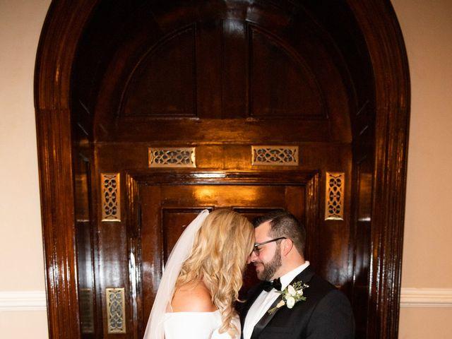 Michael and Teresa's Wedding in Salem, Massachusetts 9