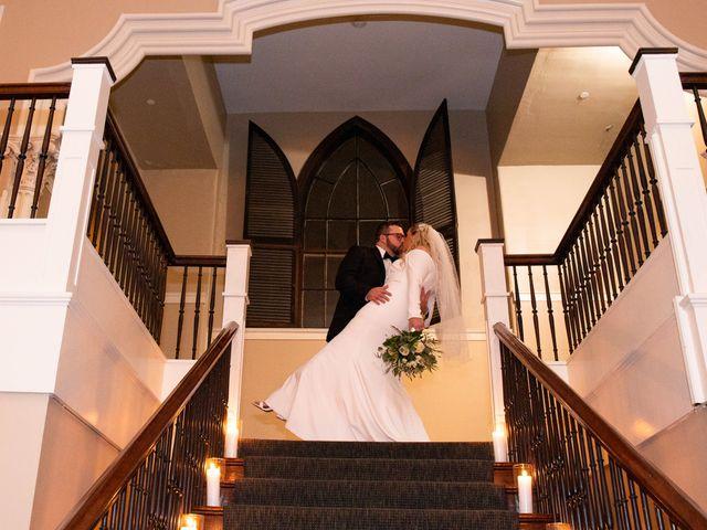 Michael and Teresa's Wedding in Salem, Massachusetts 10