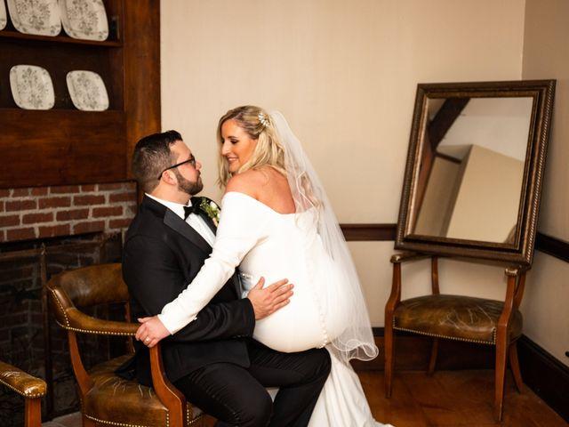 Michael and Teresa's Wedding in Salem, Massachusetts 11