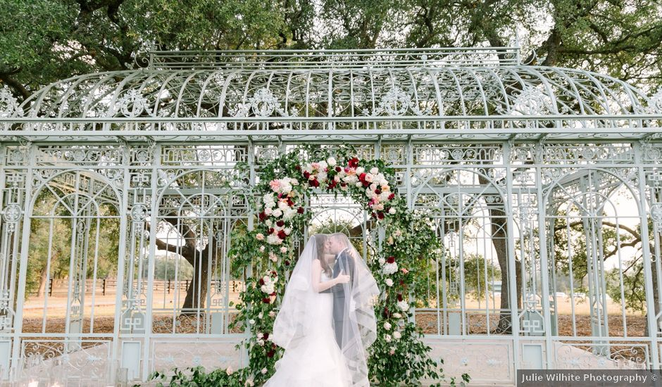 Adam and Jessica's Wedding in Dripping Springs, Texas