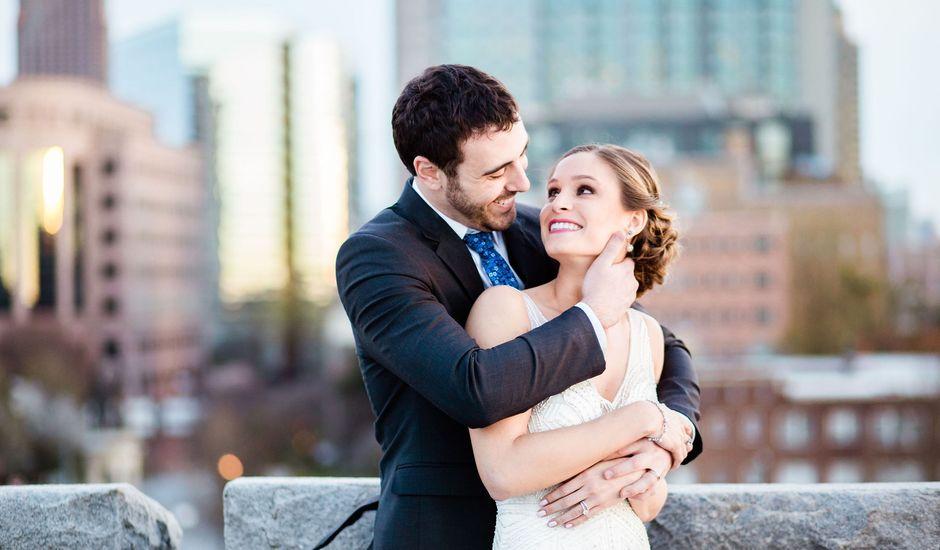 Eric and Hannah's Wedding in Atlanta, Georgia