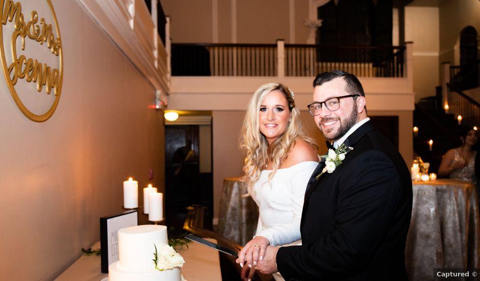 Michael and Teresa's Wedding in Salem, Massachusetts