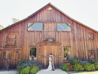 The wedding of Aaron and Jenn 2