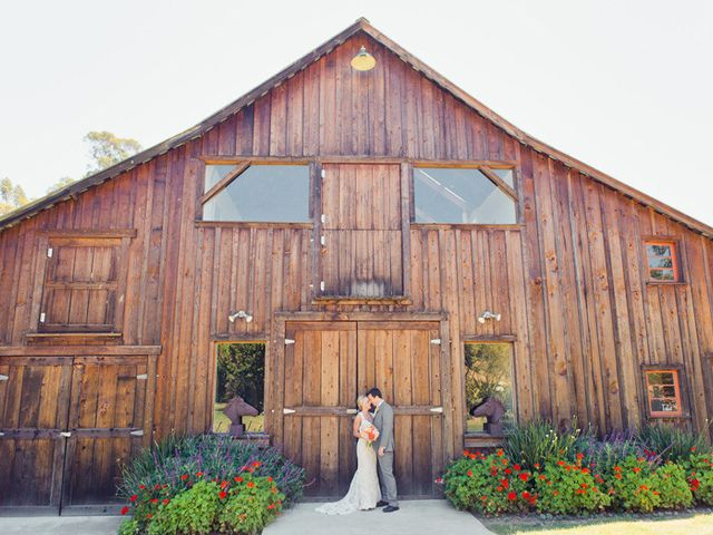Jenn and Aaron's Wedding in Aptos, California 1