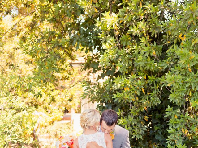 Jenn and Aaron's Wedding in Aptos, California 12