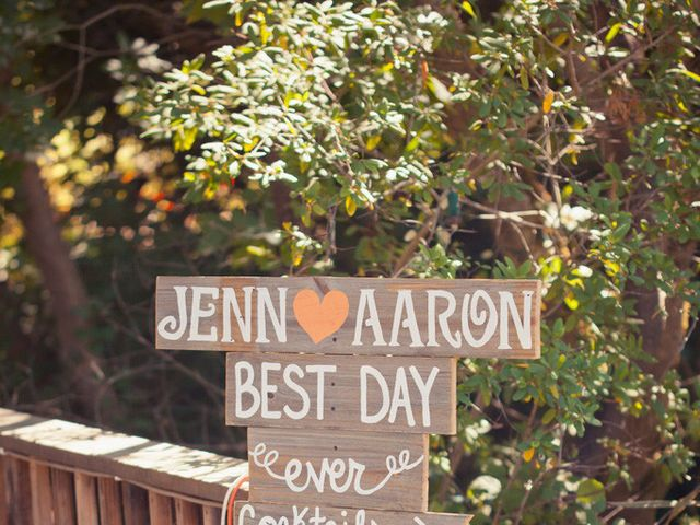 Jenn and Aaron's Wedding in Aptos, California 13