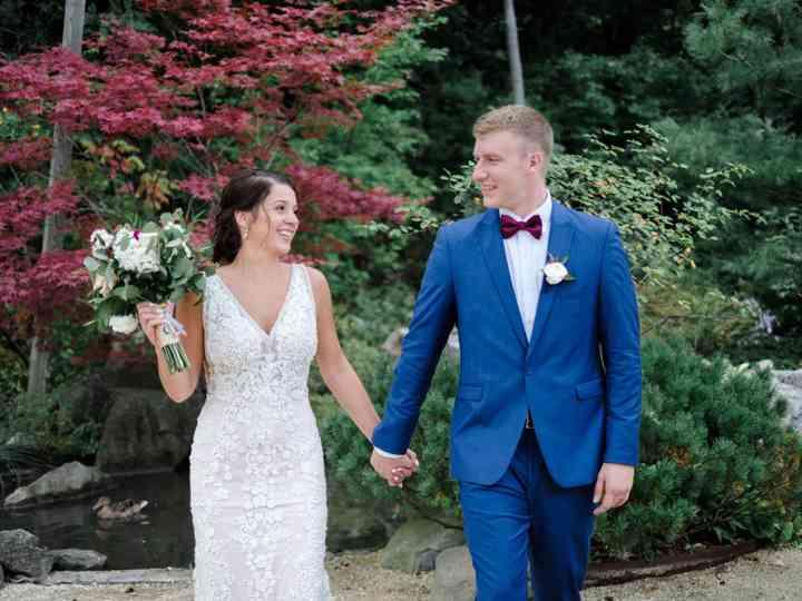 The wedding of Kiley and Trevor