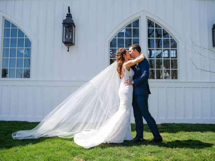 The wedding of Kerri and Bryan