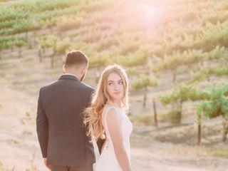 The wedding of Emily and Rodolfo