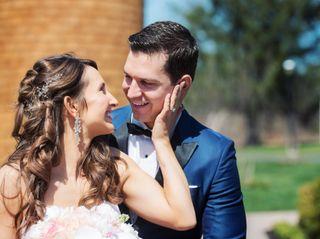 The wedding of Kerri and Bryan 2