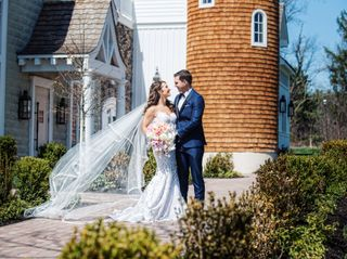 The wedding of Kerri and Bryan 3