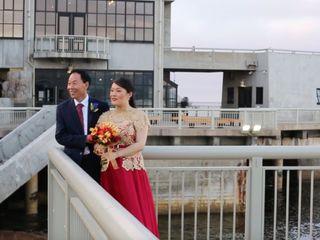 The wedding of Shushan and Sylvan