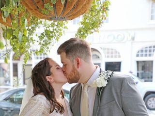 The wedding of Skylar and Jonathan 1