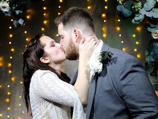 The wedding of Skylar and Jonathan