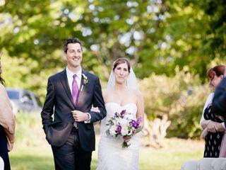 The wedding of John and Jennifer 1