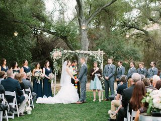 Katie and Mark's Wedding in Temecula, California 15