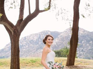 Katie and Mark's Wedding in Temecula, California 5