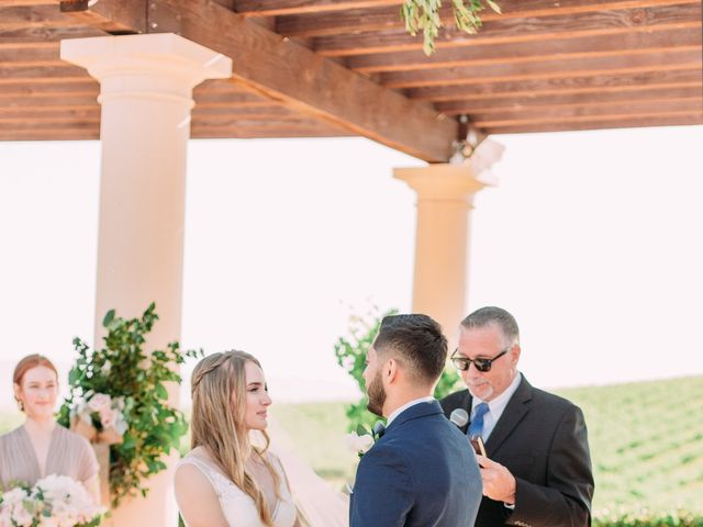 Rodolfo and Emily's Wedding in San Miguel, California 19