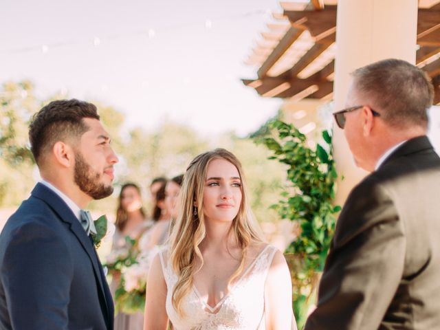 Rodolfo and Emily's Wedding in San Miguel, California 20