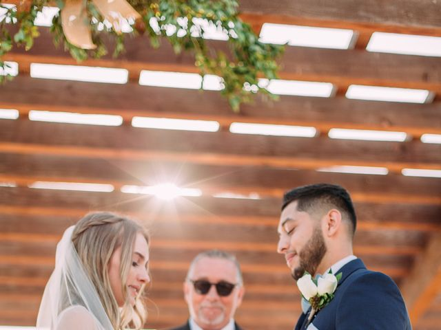 Rodolfo and Emily's Wedding in San Miguel, California 21