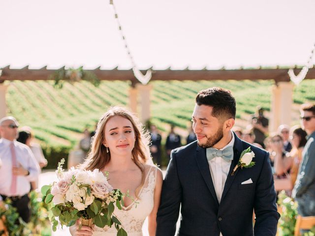 Rodolfo and Emily's Wedding in San Miguel, California 22