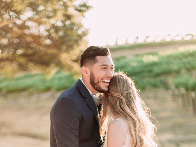 Rodolfo and Emily's Wedding in San Miguel, California 35