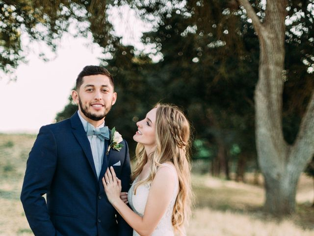 Rodolfo and Emily's Wedding in San Miguel, California 38