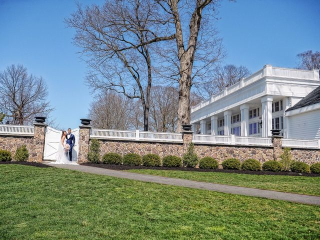 Bryan and Kerri's Wedding in Whitehouse Station, New Jersey 22