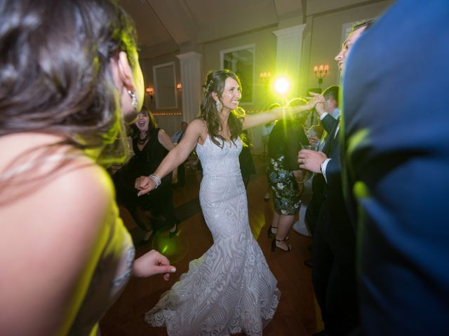 Bryan and Kerri's Wedding in Whitehouse Station, New Jersey 56