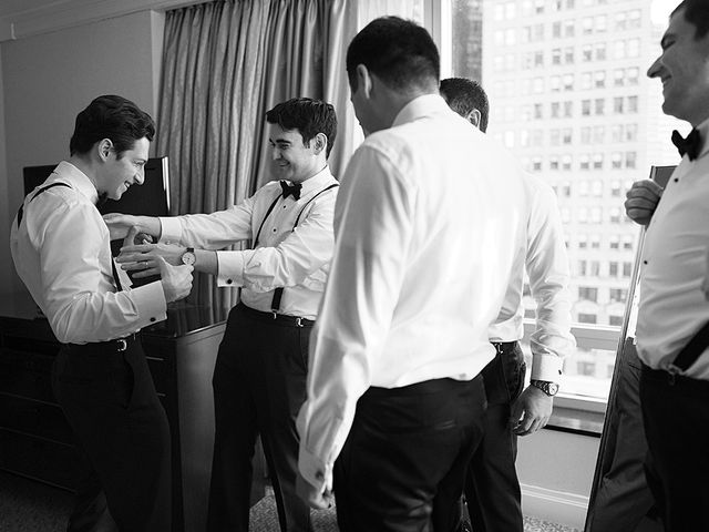 Michael and Julia's Wedding in New York, New York 24