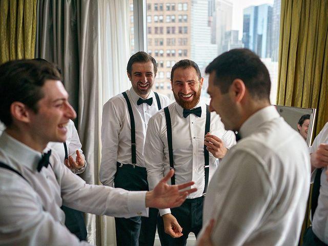 Michael and Julia's Wedding in New York, New York 27