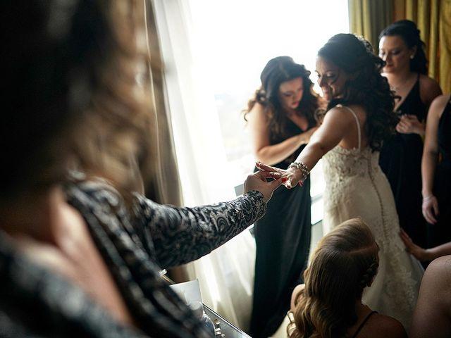 Michael and Julia's Wedding in New York, New York 32