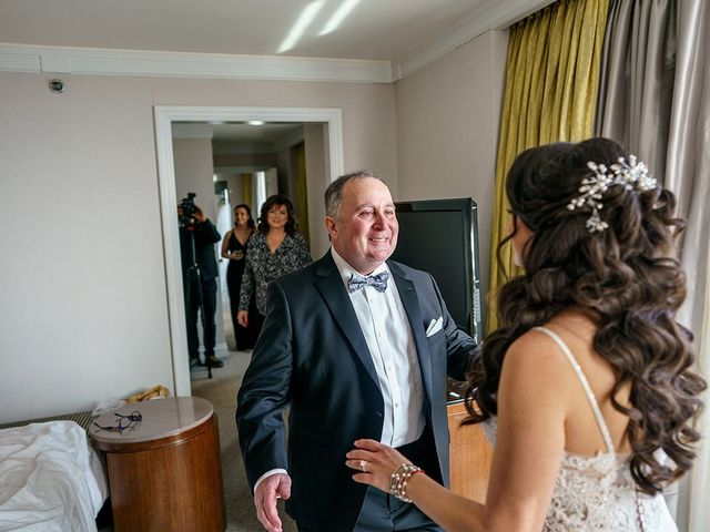 Michael and Julia's Wedding in New York, New York 34