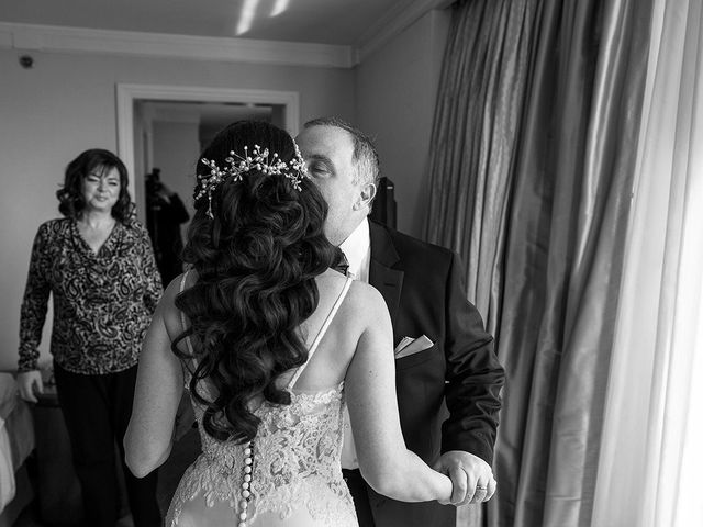 Michael and Julia's Wedding in New York, New York 35
