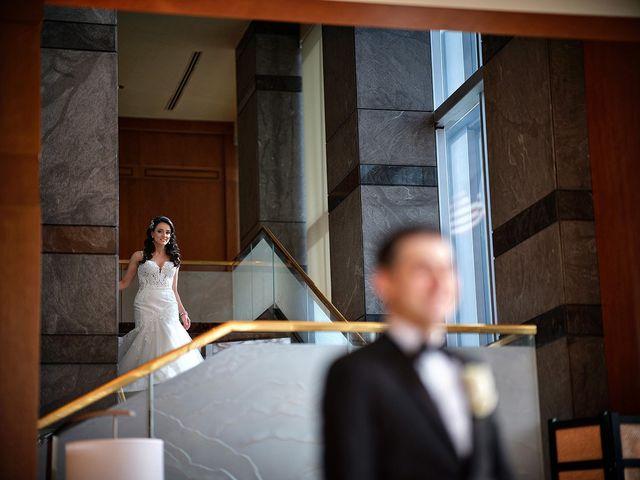 Michael and Julia's Wedding in New York, New York 36