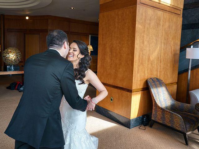 Michael and Julia's Wedding in New York, New York 37