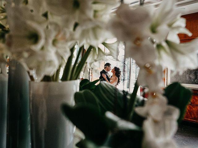 Michael and Julia's Wedding in New York, New York 38