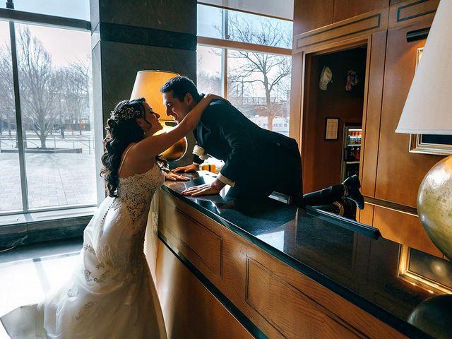 Michael and Julia's Wedding in New York, New York 40